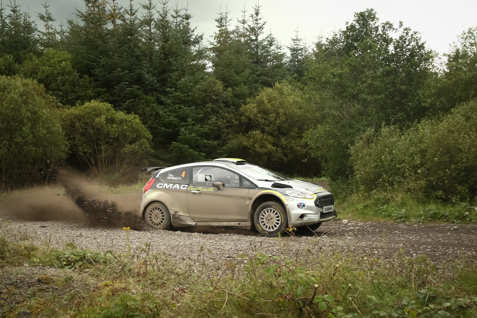 Lakelands Rally Concludes The 2019 Forestry Championship