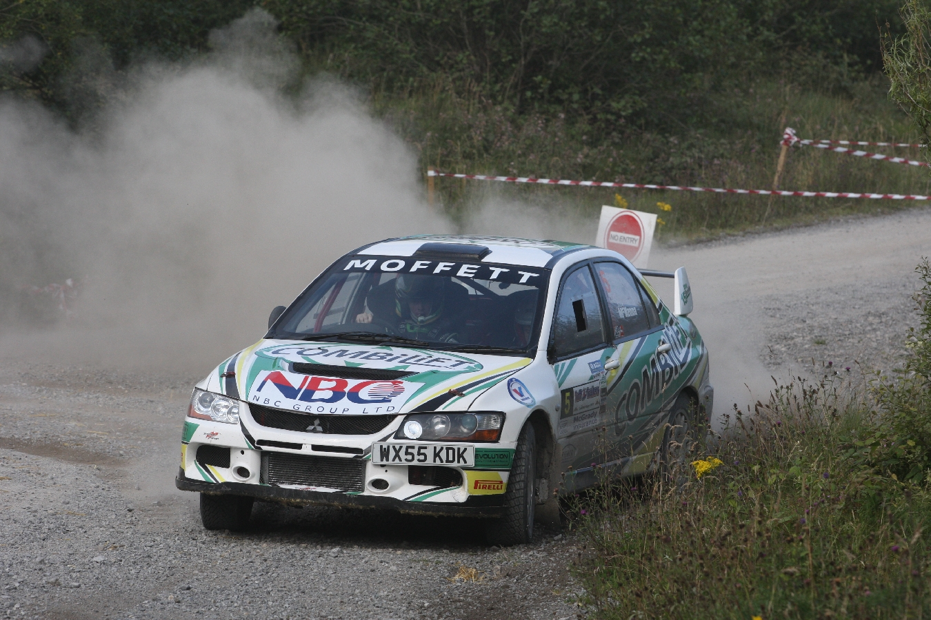 Moffett's Master Lakeland Stages- Title Race Hotting Up!