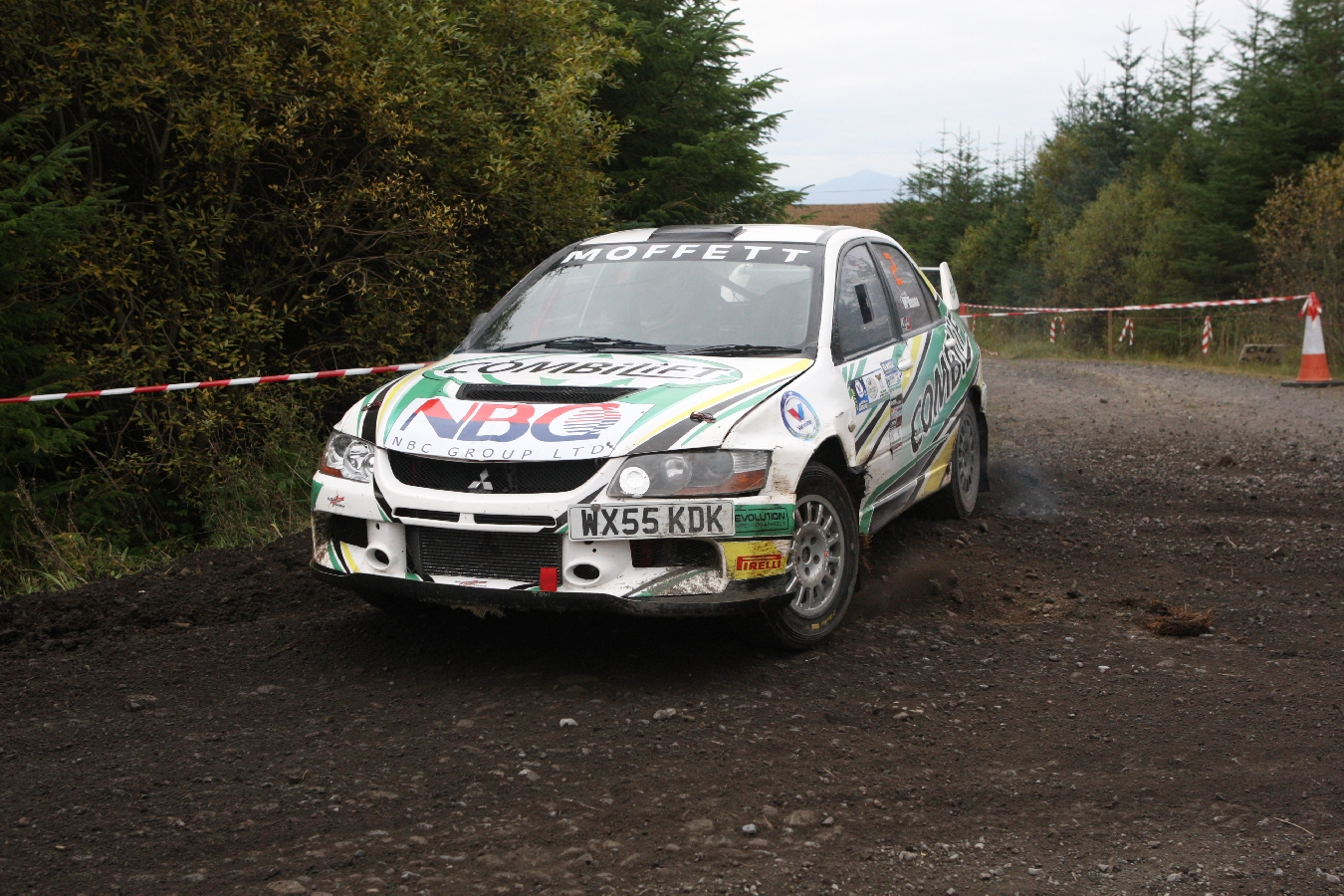 Moffett's Tops In Mayo - Added Spice to Championship Race!