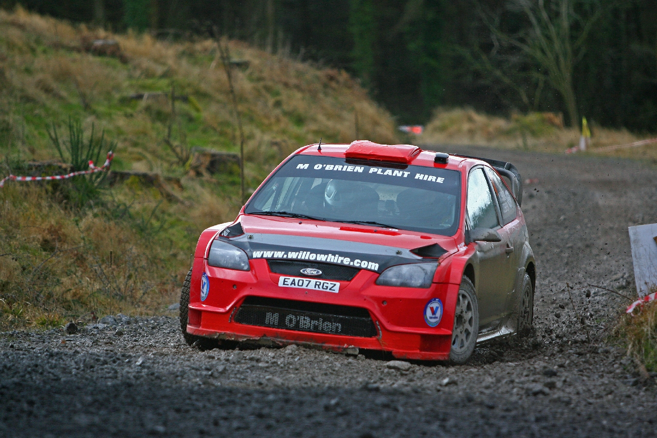 Valvoline Forestry Championship Spreads to Mayo Forests!