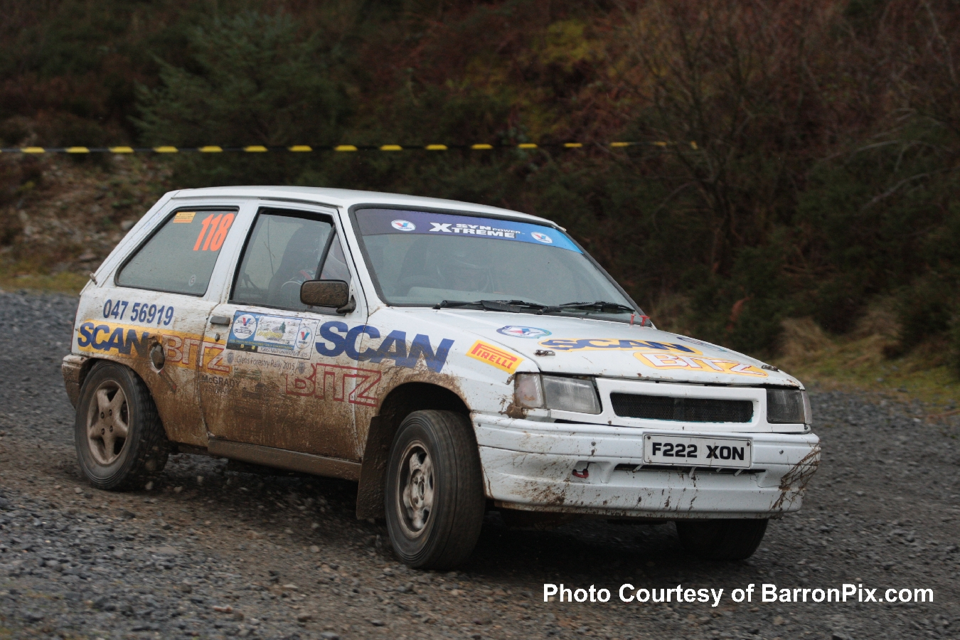 Carrick Forestry 6 2016