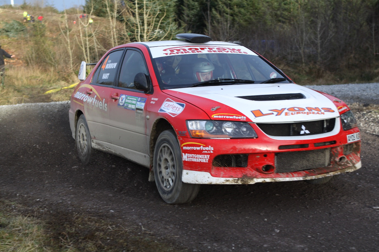 Regs & Entry Forms now Online for Limerick Forest Rally - Round 6.