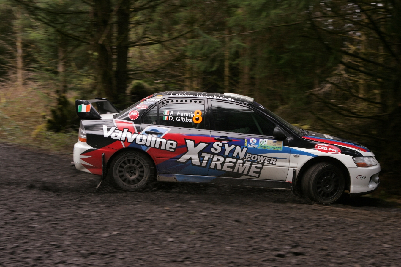 Quality & Quantity for the Opening Valvoline Motorsport Ireland National Forest Round!