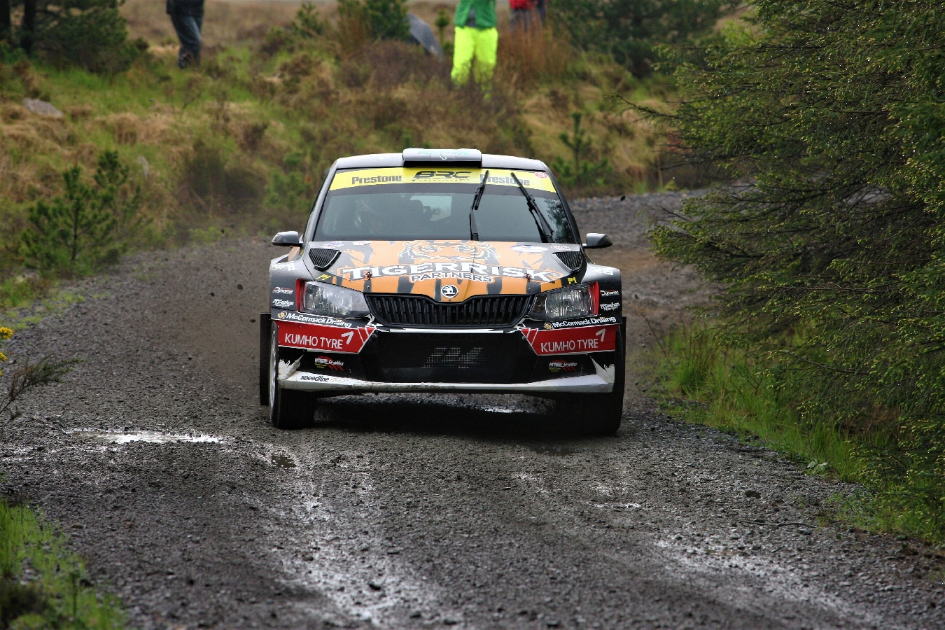 Marty Maximises in Donegal! 2017 Valvoline Motorsport Ireland National Forest Rally Championship - Round Three