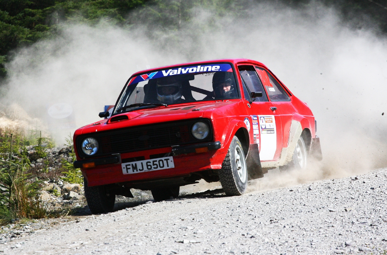 Round 6 Lakeland Stages Rally