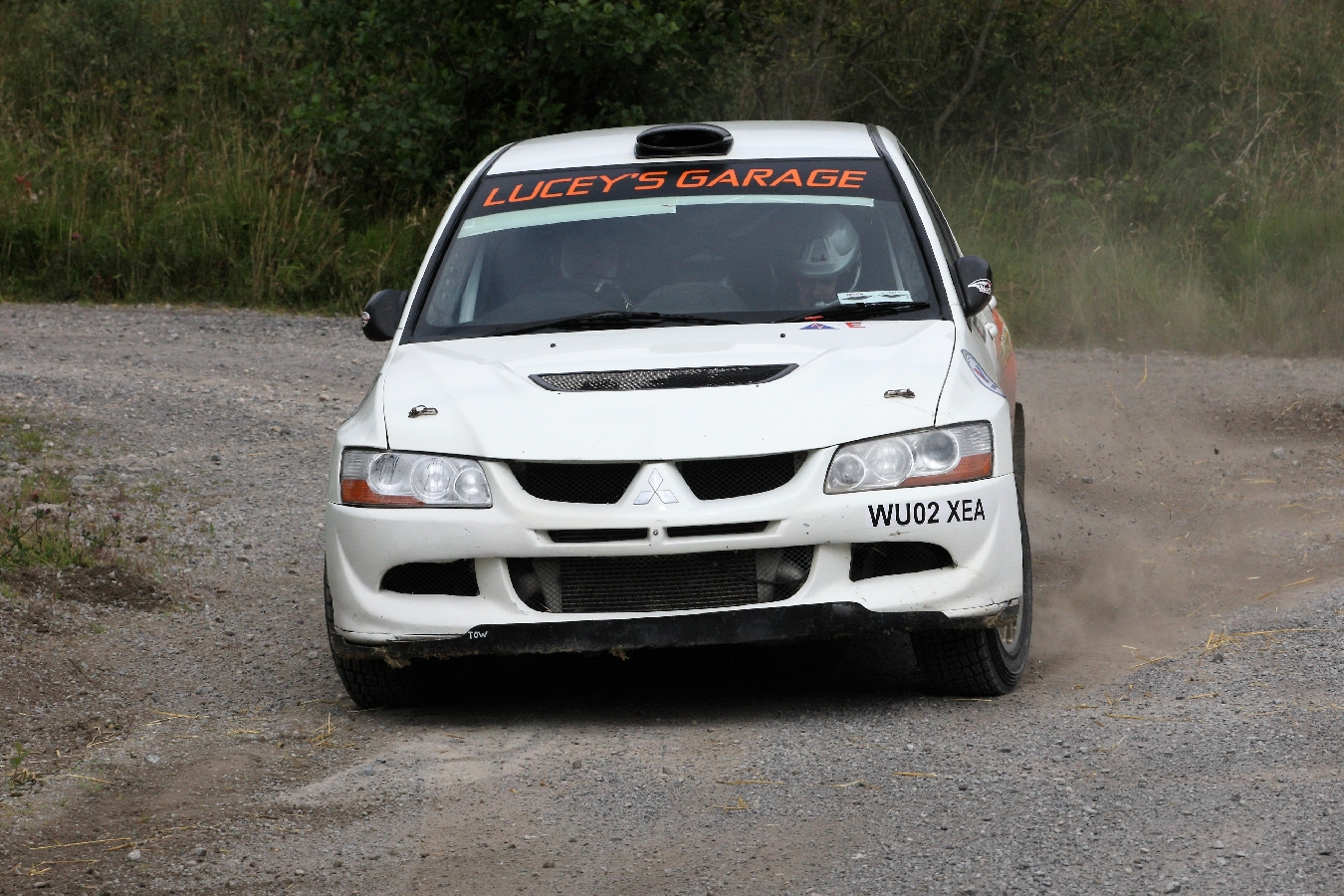 Fantastic Foray Into The Fermanagh Forests for Valvoline Crews! 2017 Valvoline Motorsport Ireland National Forest Rally Championship-Round Five