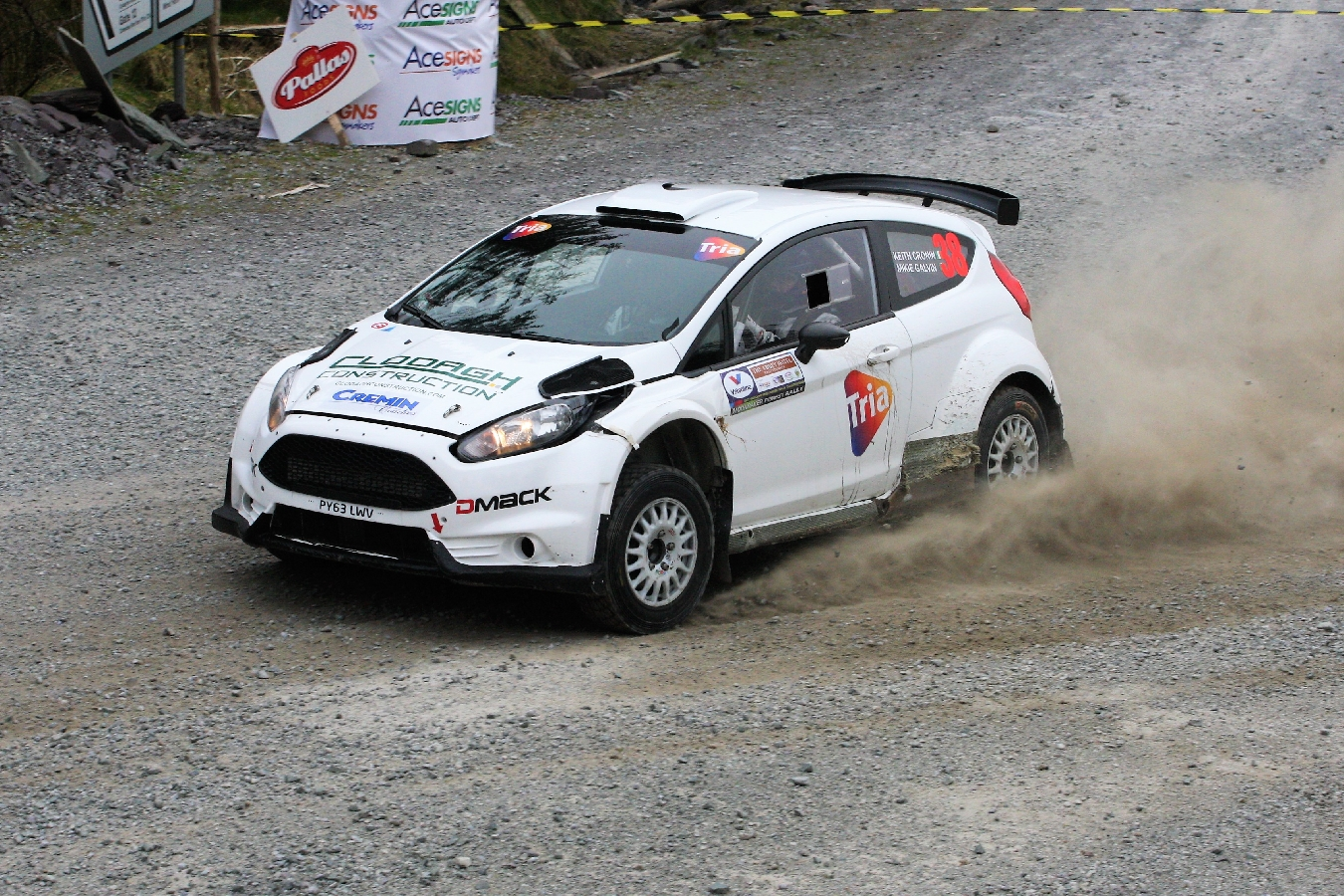 Forest Chargers Fired Up after Mid Season Break! 2017 Valvoline Motorsport Ireland National Forest Rally Championship -Round Four