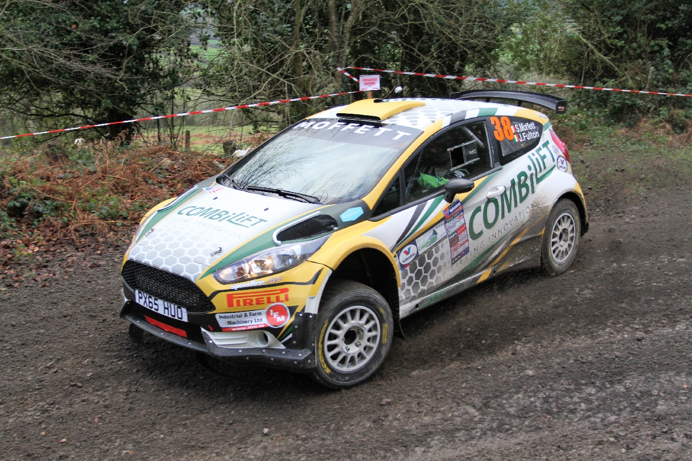 Forest Finale In Omagh Forests! 2017 Valvoline Motorsport Ireland National Forest Rally Championship-Round Six