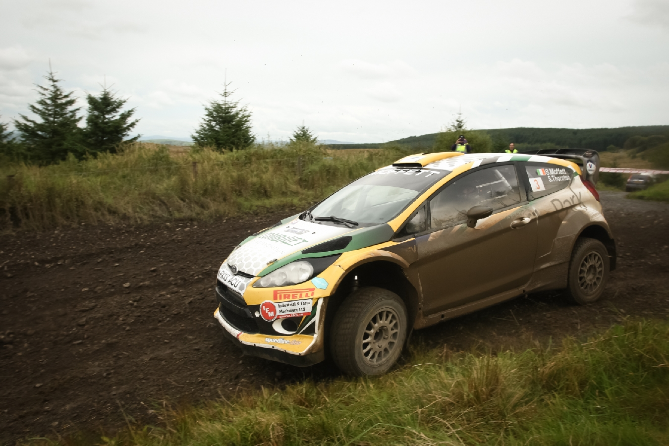 Sam Seals It on Bushwhacker Rally! 2017 Valvoline Motorsport Ireland National Forest Rally Championship-Round Six Report