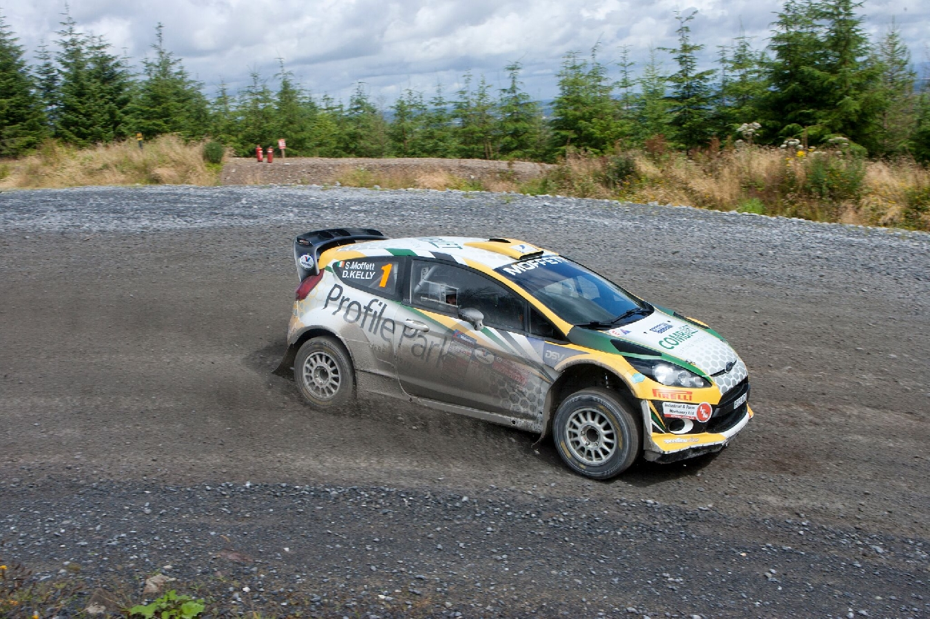 2018 Valvoline Motorsport Ireland National Forest Rally Championship Round 1 Preview