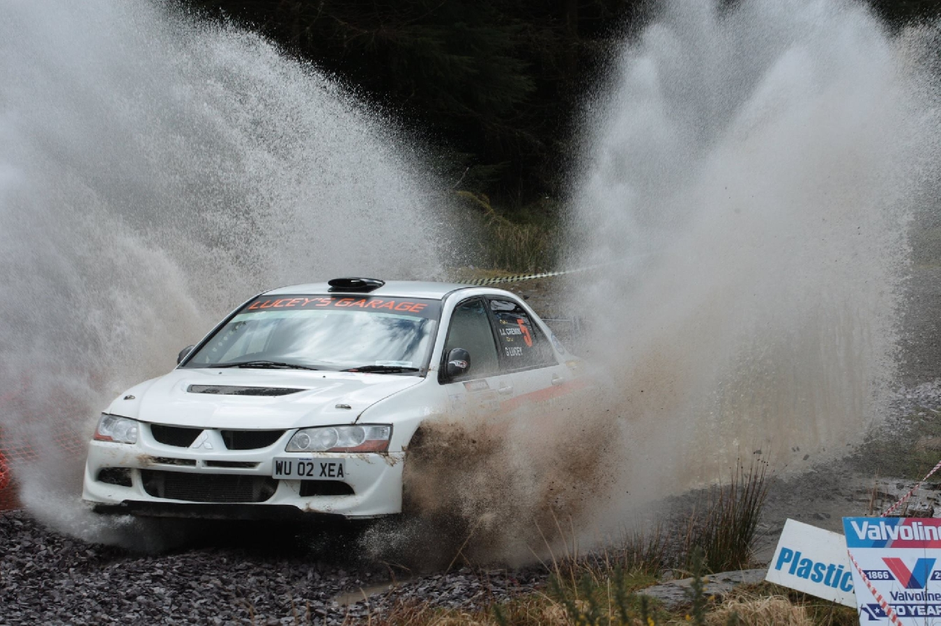 Valvoline Title Chase Reaching Crucial Phase in Limerick! Valvoline Irish National Forest Rally Championship Round 6 Preview.