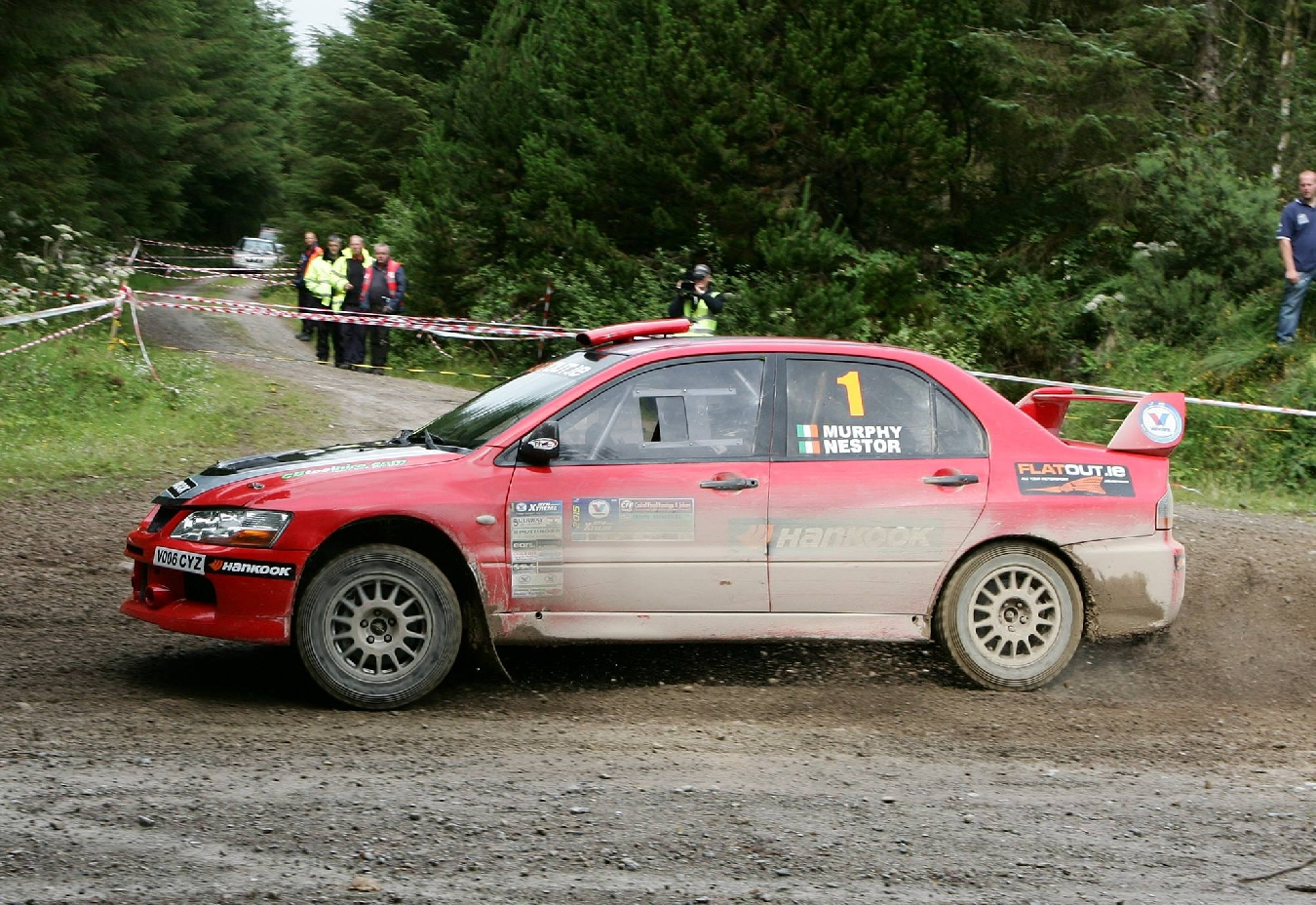 Preliminary details released for Jim Walsh Cork Forest Rally - August 14th - Sponsored by Crafted Fitted Furniture Company