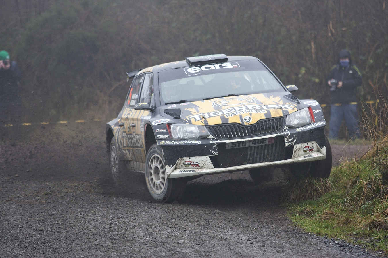 Round 1 2020 Willie Loughman Forest Rally