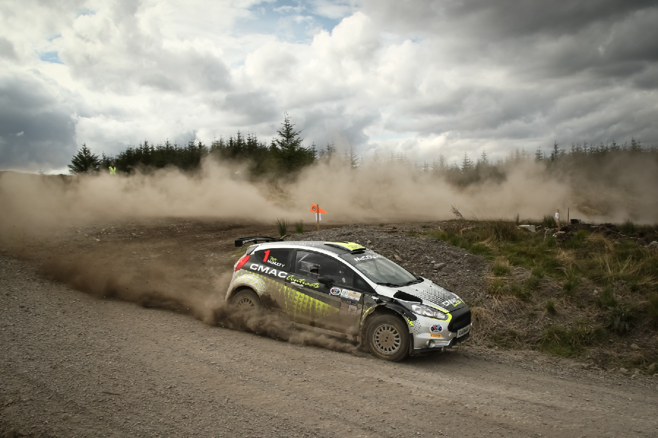 McCourt makes it two in a row in Donegal