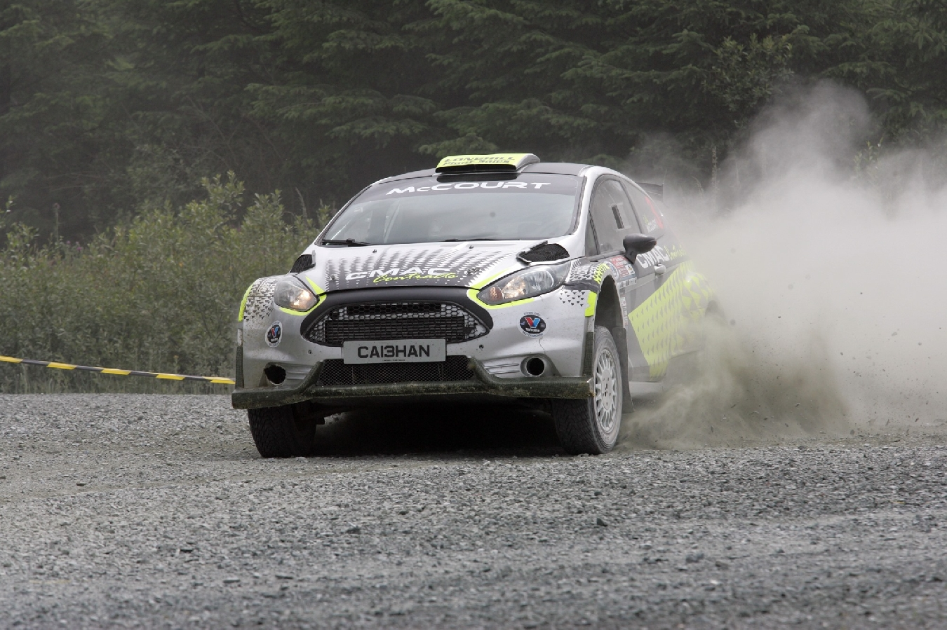 McCourt wins championship after strong Cork showing